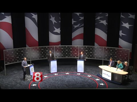 WTNH Connecticut Gubernatorial Debate - 9-17-18