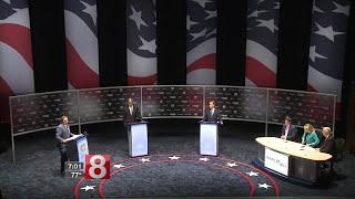 WTNH Connecticut Gubernatorial Debate - 9-17-18