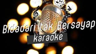 Anji Bidadari Tak Bersayap karaoke minusone lirik no vokal
