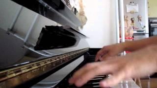 YUKI 鳴いてる怪獣 ピアノ