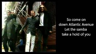 WET WET WET - Atlantic Avenue (with lyrics)