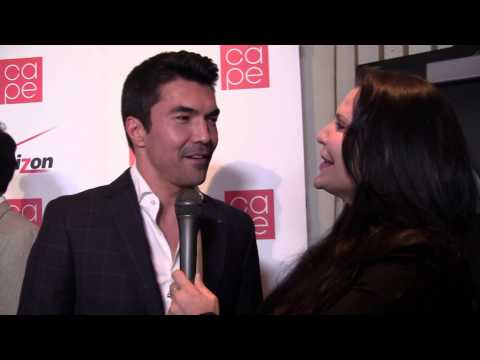 When cameras aren't rolling, Ian Anthony Dale dedicates his time to his unusual passion