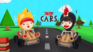 Toca Cars ► Gameplay IOS & Android