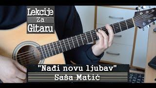Nađi novu ljubav - Saša Matić - chords
