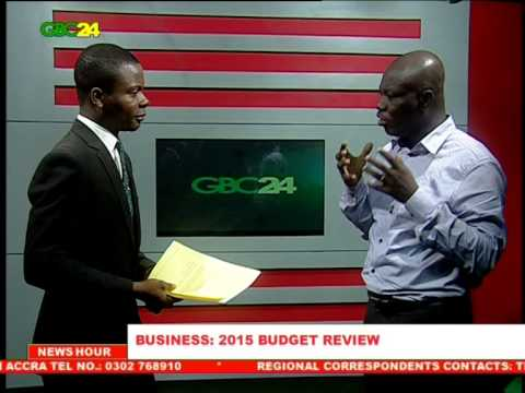 FINANCIAL ANALYST ISAAC ADONGO SPEAKS ON THE 2015 BUDGET REVIEW