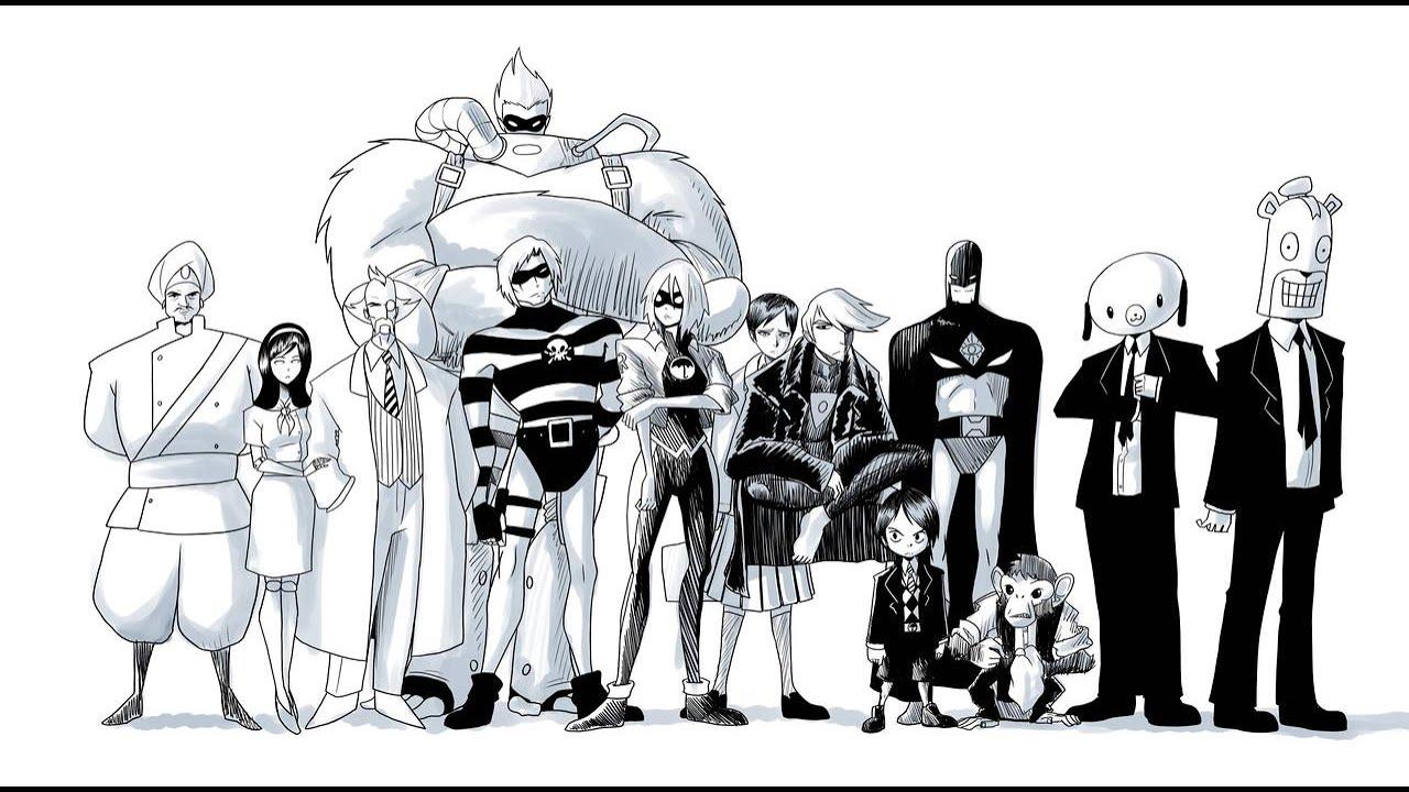 Is Umbrella Academy the Next Big Comic Hit for Netflix? - IGN ...