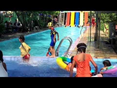 Water Park In Cambodia Fresh and Happy #4 /Water Park  Entertainment/General Action