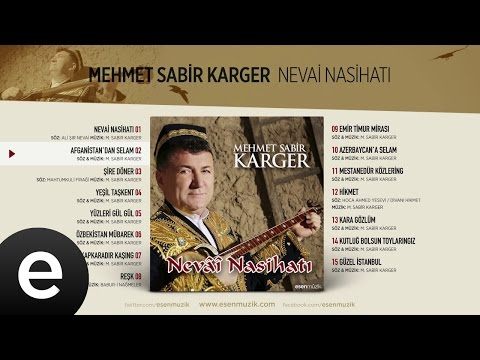 Afganistan'dan Selam (Mehmet Sabir Karger) Official Audio #afganistandanselam #mehmetsabirkarger