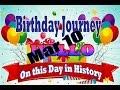 Birthday Journey Mar 10 New