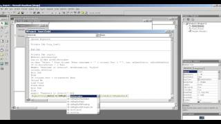 Create Login using Visual Basic 6 and MS Access