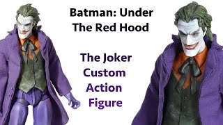 Batman: Under the Red Hood - The Joker Custom Action Figure