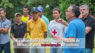 Paraguai: a alegria da água