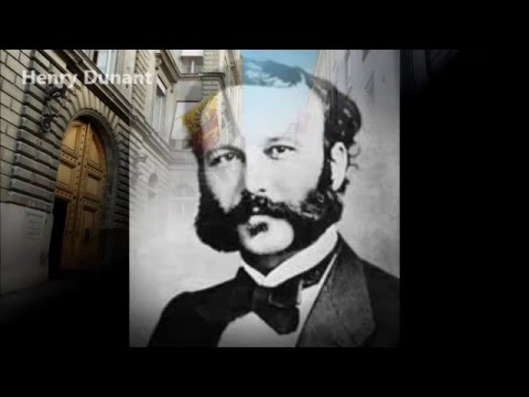Henry Dunant - Founded Red Cross and Geneva Conventions