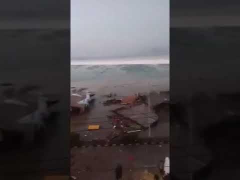 Earthquake Central Sulawesi 7.7 SR