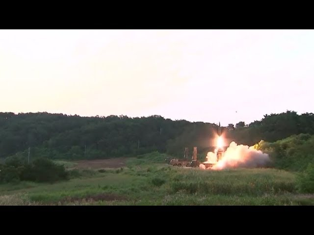 South Korea holds drill in response to North's nuclear test