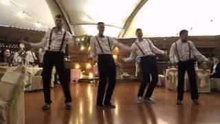 Танцевальный коллектив на свадьбу