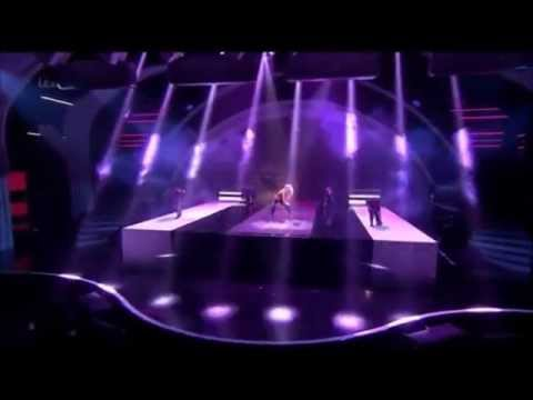 Cheryl - Crazy Stupid Love live Britain's Got Talent 2014