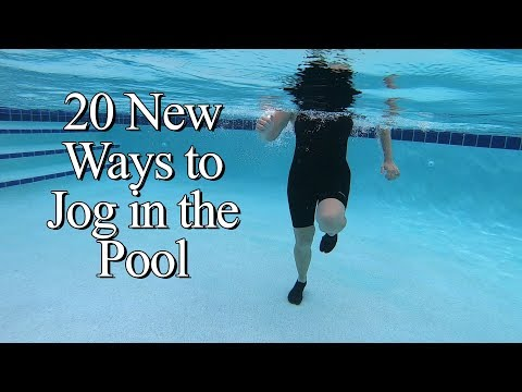 20 New Ways to Jog in the Pool
