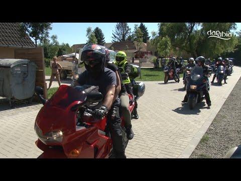1a0e6b9e0ec8 Ipolytölgyesre szerveztek jótékonysági túrát a dunabogdányi White Angels  Motoros Klub tagjai - YouTube
