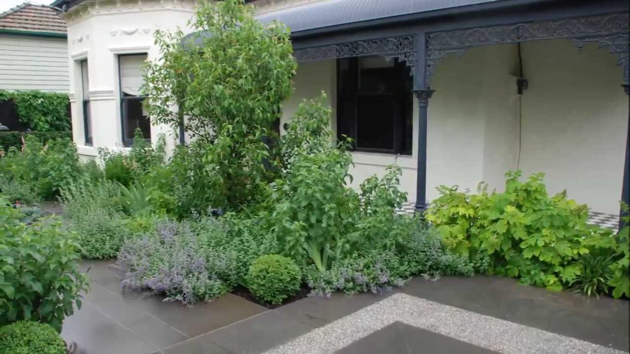 Malvern front garden designed by jim fogarty melbourne for Front garden design ideas melbourne