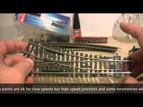 Beginners guide to OO gauge model railways