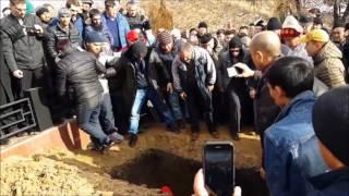 Похороны Гейдара Джемаля