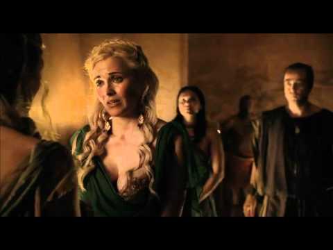 Spartacus Ep8 #5 - Tentato Omicidio Di Spartacus