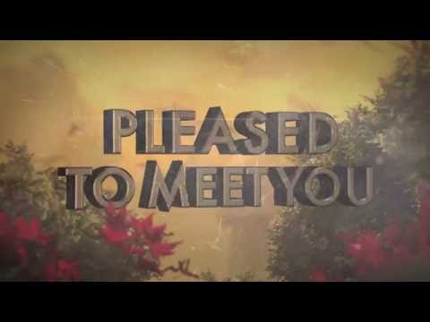 Almah - Pleased To Meet You (Offical Lyric Video)