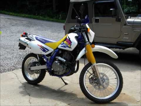 1997 Suzuki DR650SE