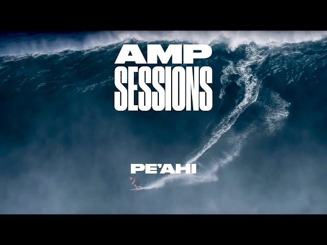 Amp Sessions: Pe'ahi January 13th and 14th