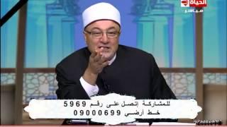 بالفيديو..داعية دينى: انتشار الشذوذ والدعارة في مصر على شكل أعمال درامية