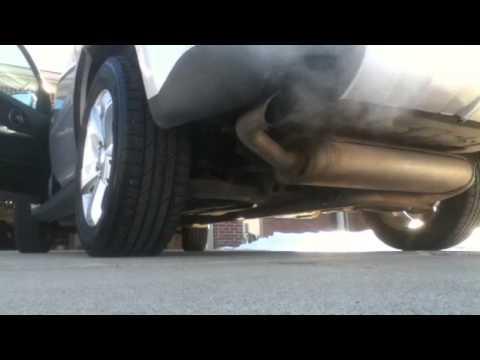 2006 Pontiac torrent exhaust clip