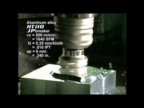 Mitsubishi Materials ASX445 Series Face Mills