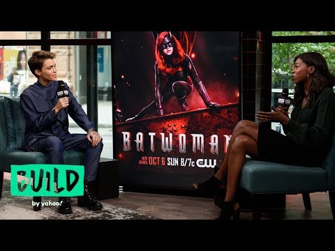 """""""Batwoman"""" Star Ruby Rose Chats About The New CW Show & Her Titular Role"""