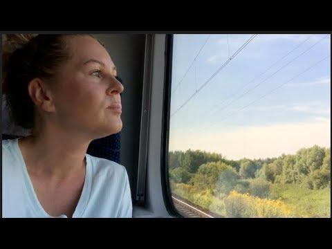 ONE DAY IN SZCZECIN + TRAIN RIDE TO SZCZECIN POLAND FROM BALTIC SEA // ItsEwelina