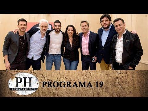Programa 19 (18-11-2017) - PH Podemos Hablar