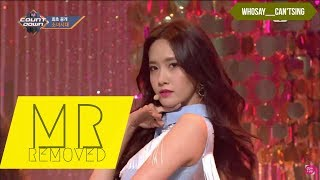 Video [MR Removed]Girls' Generation(소녀시대)(SNSD) - All Night 170810 M Countdown  MR제거 download MP3, 3GP, MP4, WEBM, AVI, FLV Agustus 2017