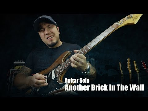Guitar Solo - Another Brick In The Wall (Pink Floyd)