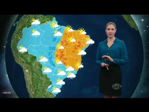 Previsão do tempo: SP terá chuvas em quase todos os dias da semana