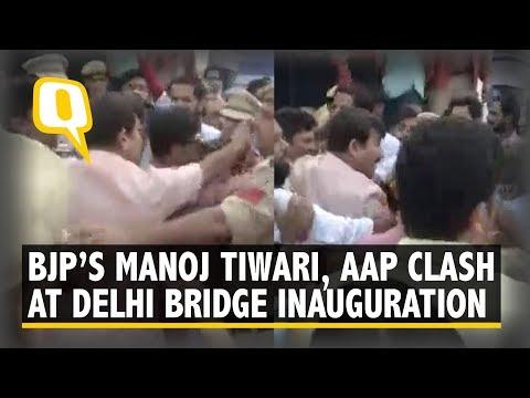 BJP's Manoj Tiwari,