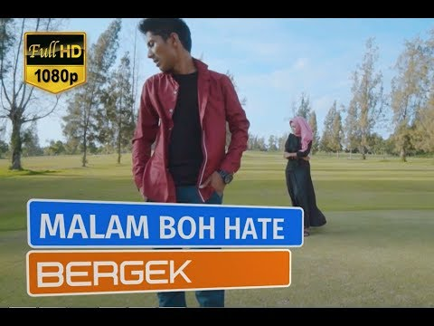 BERGEK -MALAM BOH HATE ALBUM HOUSE MIX DIKIT-DIKIT 4 FULL HD