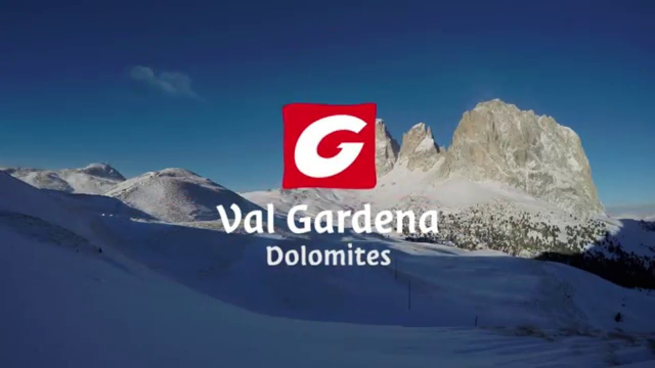Happy skiing in val gardena - 05.02.2016