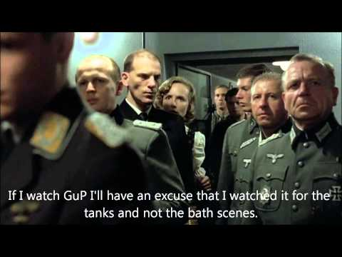 Hitler rants about Anime,Girls und Panzer,weeaboo and World of Tanks
