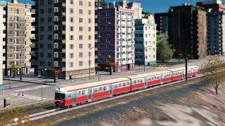 Powrót pociągów osobowych (EN57!) - Cities: Skylines S07E107