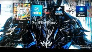 Gravando gameplay com comentários juntos do vídeo direto do PS4.
