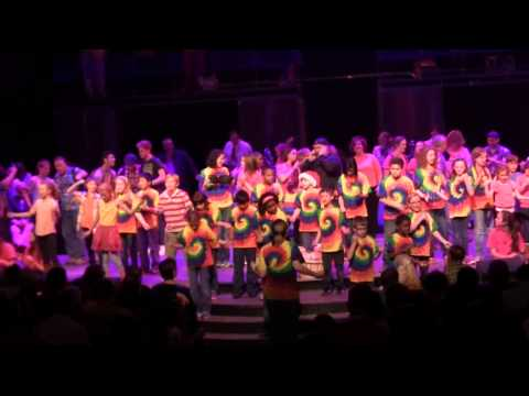 Under the Same Stars - Glorious Christmas Nights 2014 - YouTube