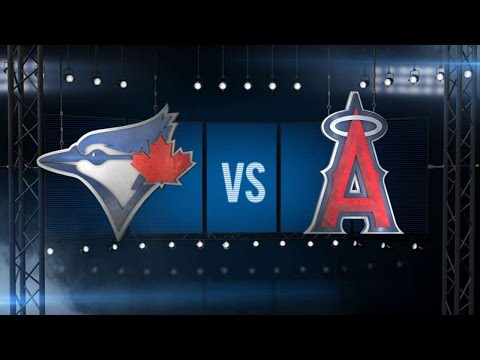 8/22/15: Donaldson powers Blue Jays past the Angels