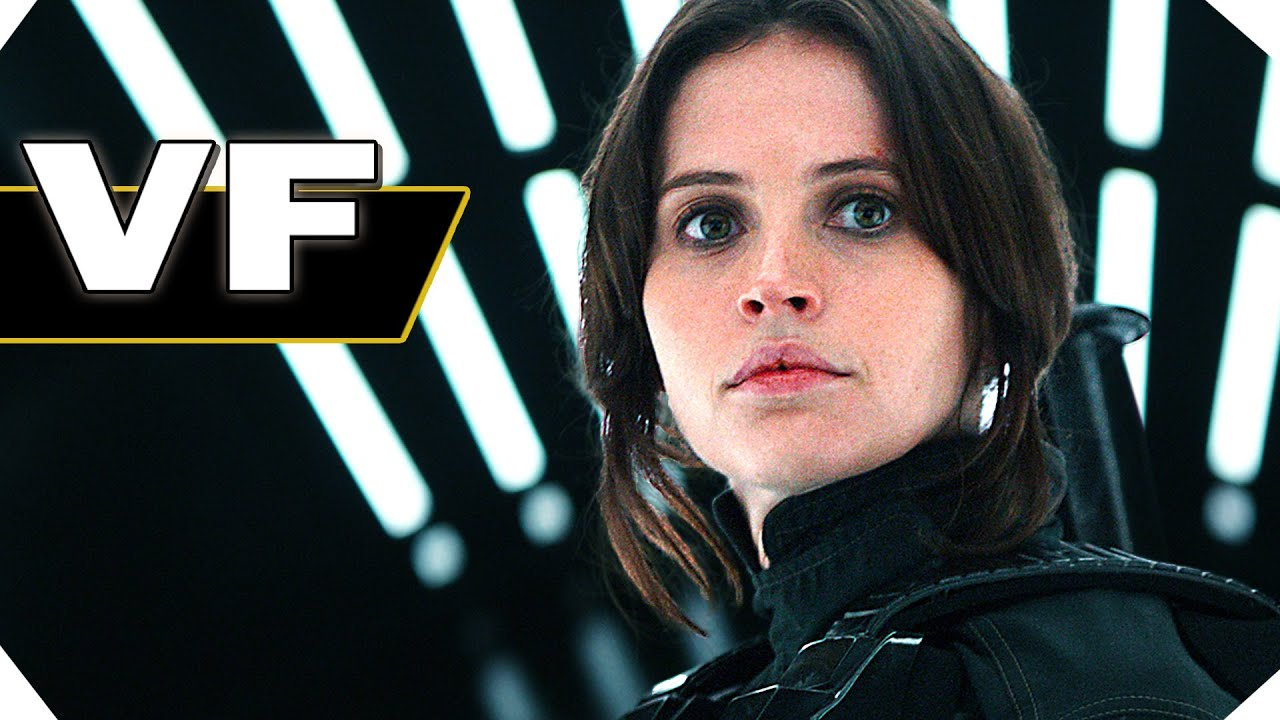 Star Wars ROGUE ONE - Bande Annonce VF