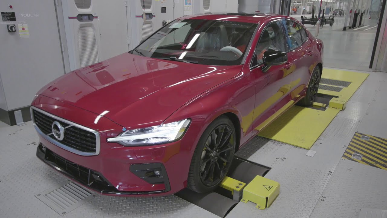 Volvo S60 2019 Ready To Fight Audi A4 Youtube