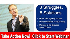 How to Overcome the Top 3 Struggles Every Insurance Agency Owner Faces